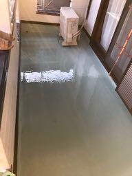 益城S様邸 防水工事