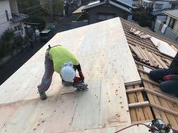 熊本市東区K様邸 屋根葺き替え工事