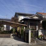 秋津町H邸