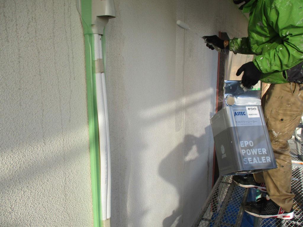 菊陽町K様邸 外壁塗装