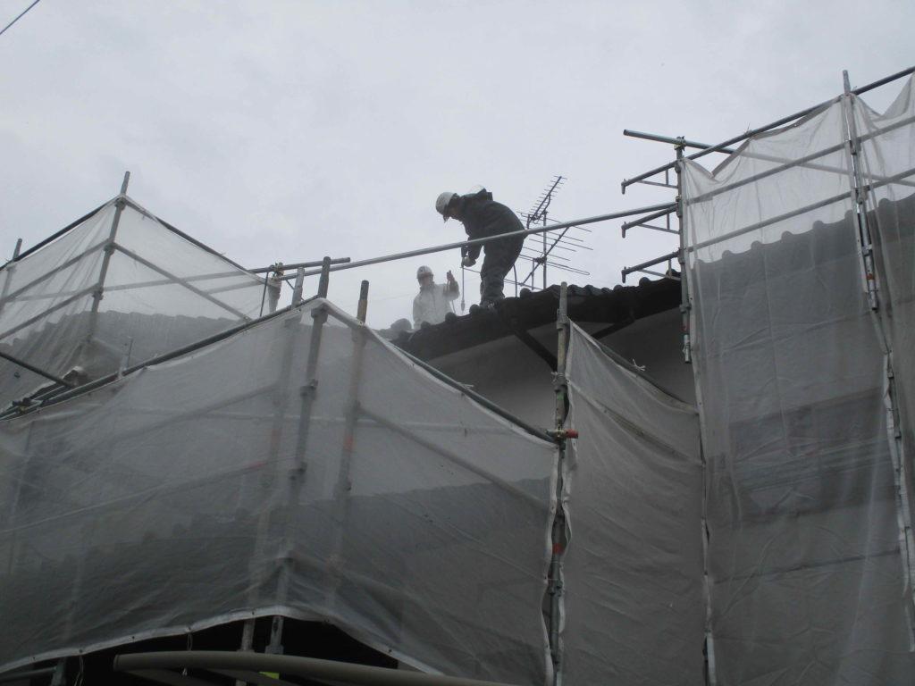 熊本市東区U様邸 当社塗り替え3回目 ありがとうございます。