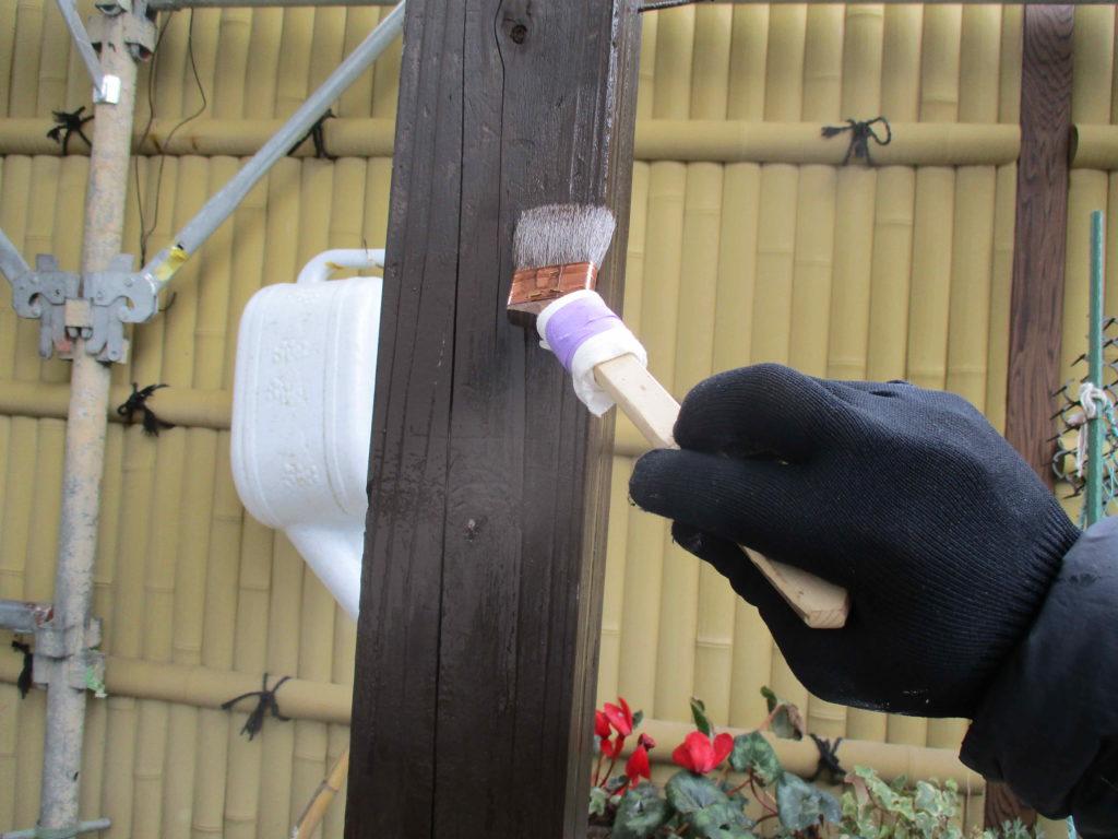 熊本市東区U様邸 塗装工事