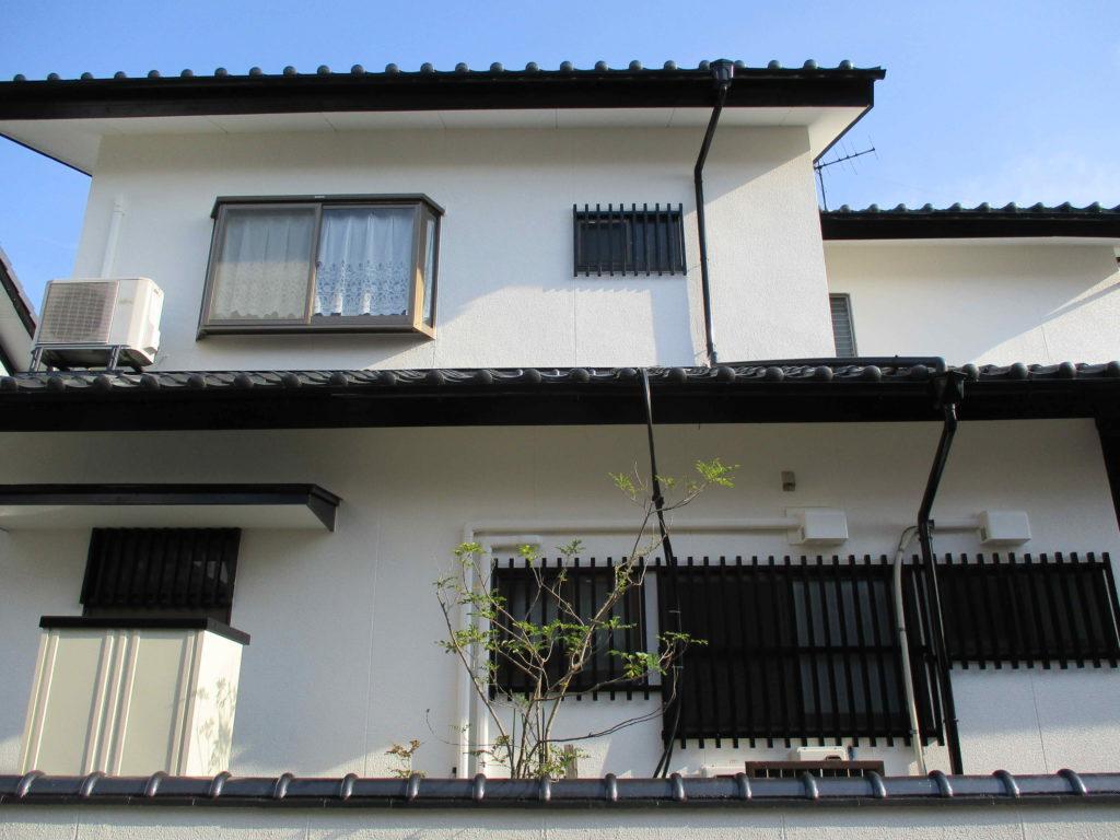 熊本市東区U様邸 塗装工事完了