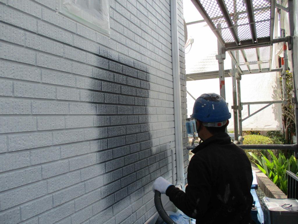 大津町S様邸 外壁塗装