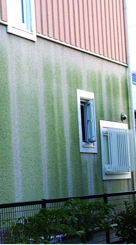 セルフチェックで分かる外壁の劣化症状