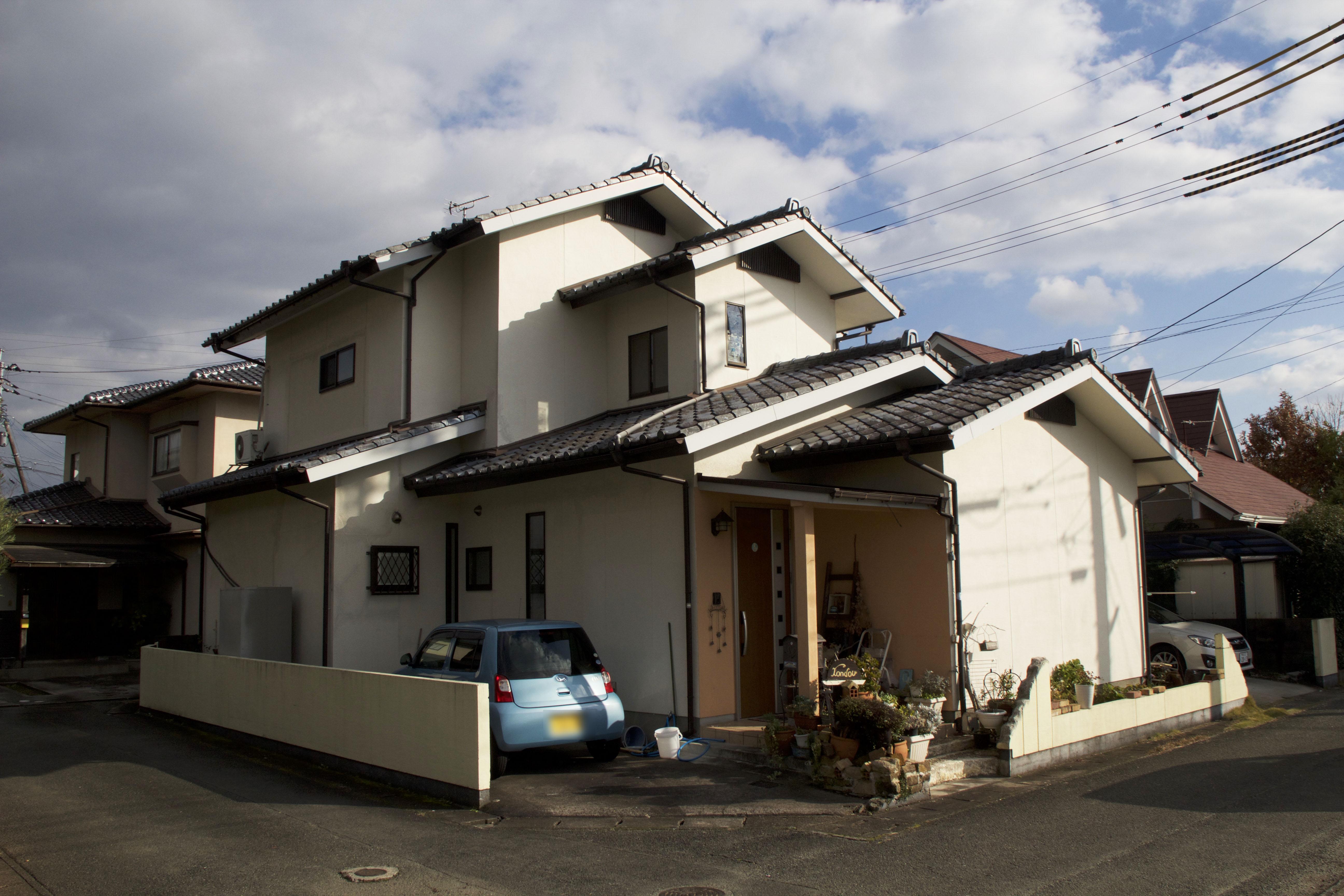 菊陽町K邸