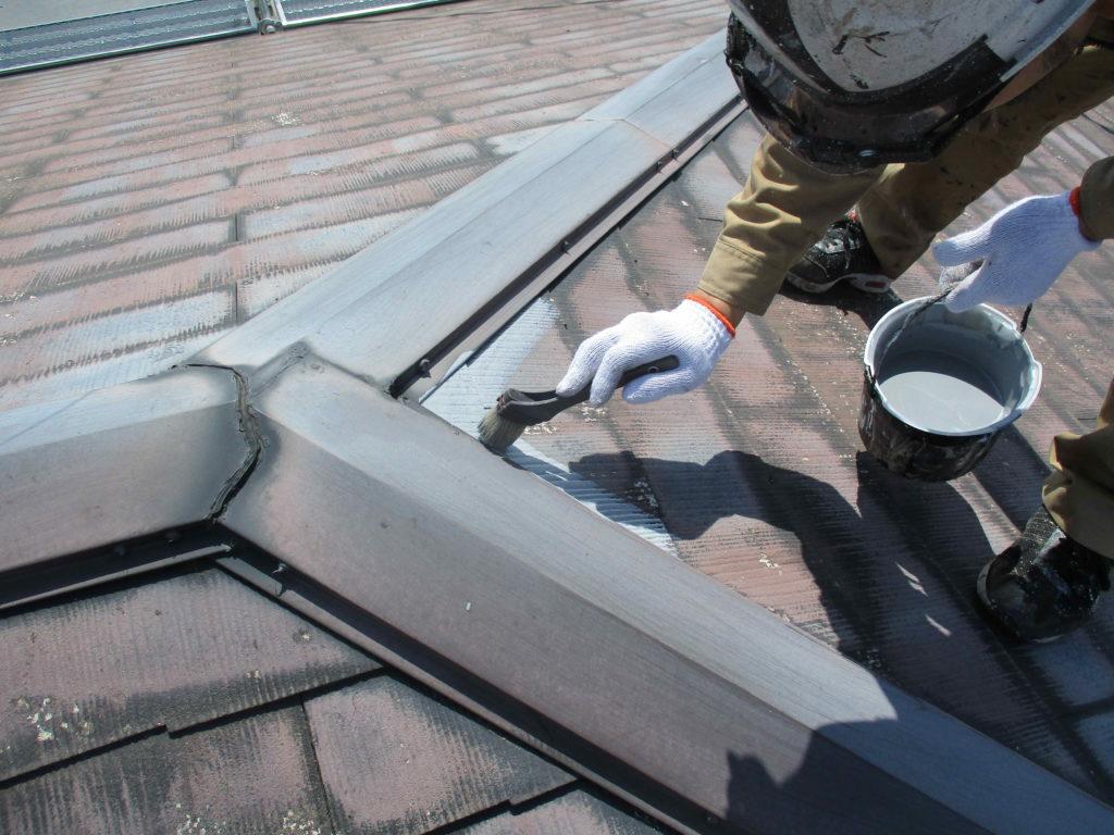 熊本市東区T様邸 屋根塗装