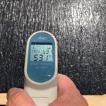 遮熱塗料の検証