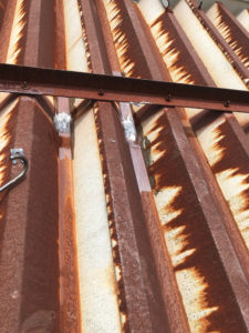 折板屋根雨漏れ