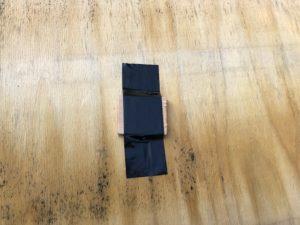 屋根用遮熱塗料 ブラックの検証1