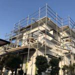 塗装工事 足場の必要性