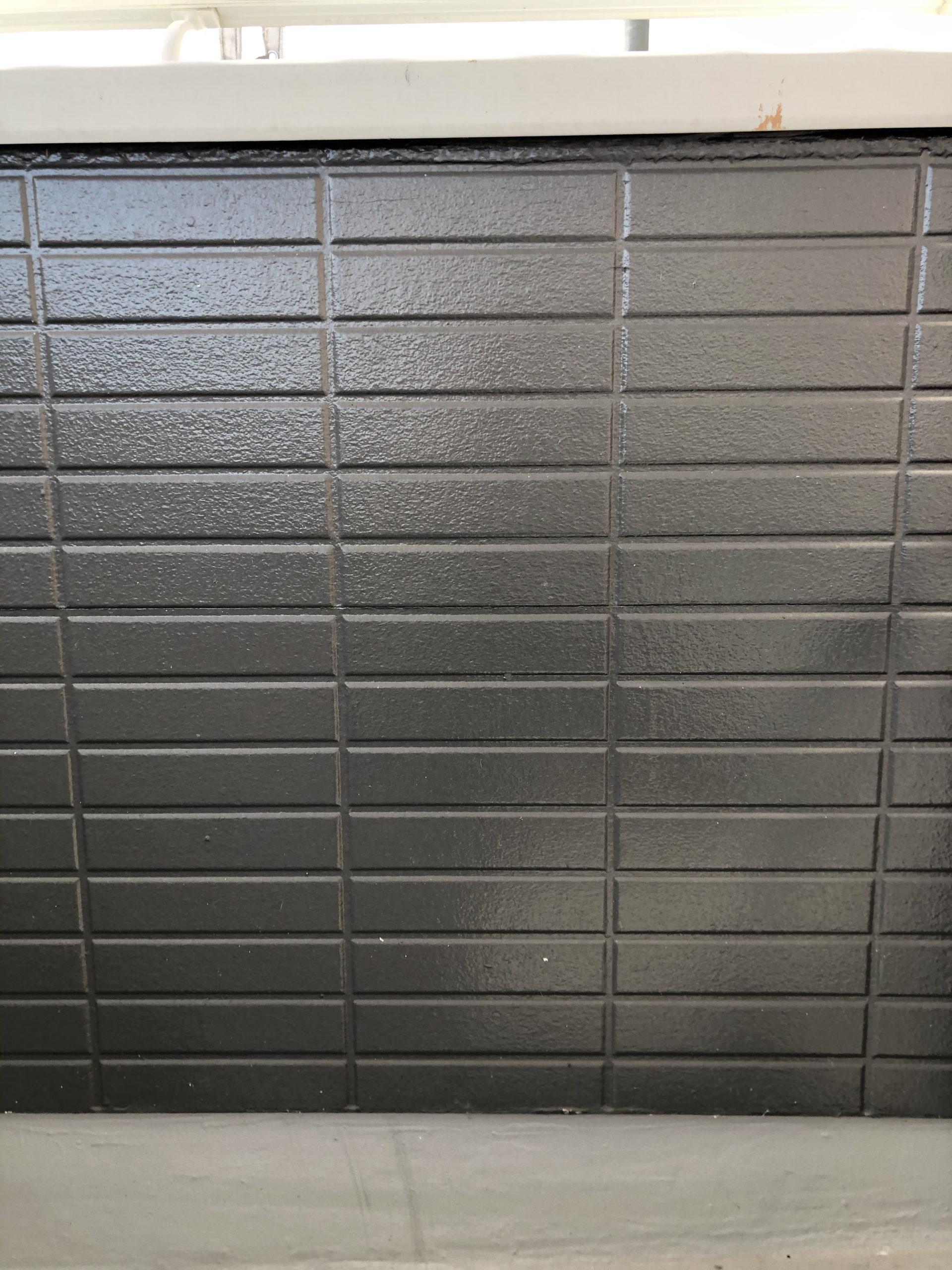 壁面塗料検証