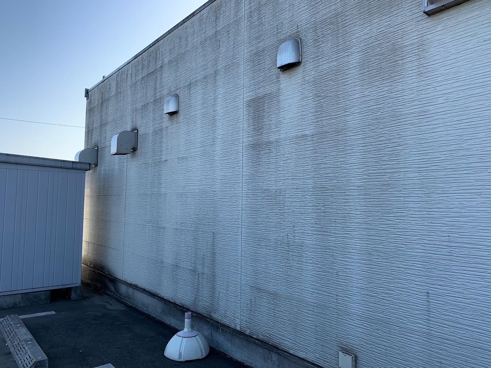熊本県嘉島町カビ藻除去工事