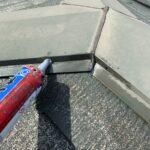 屋根塗装工事前の下地処理