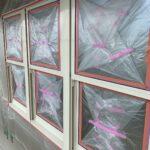 アルミ窓塗装